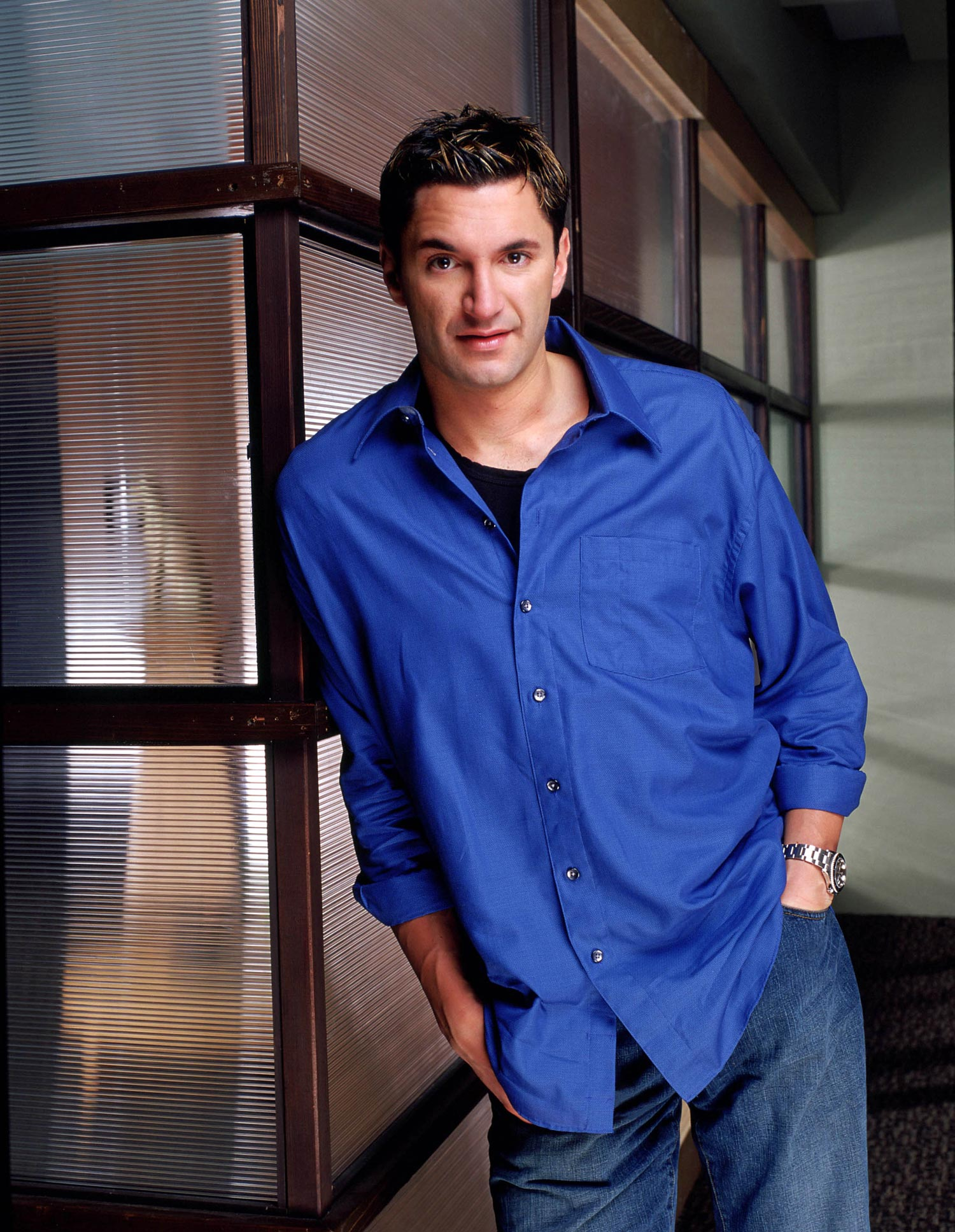 Angel Season 5 - Andy Hallett - High Quality Promotional Photos: http://www.whedon.info/Angel-Season-5-Andy-Hallet-High.html