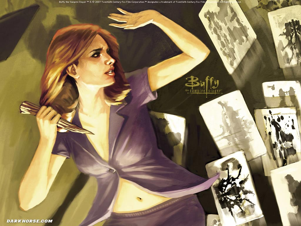 """Buffy"" Comic Book - High Quality Wallpapers - Gallery"