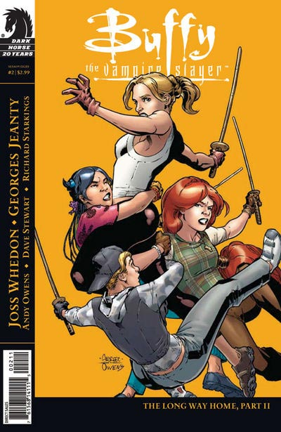 Buffy saison 8 comics - Page 2 Buffy-season-8-comic-book-issue-2-mq-cover