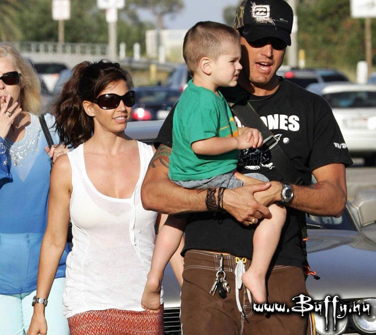 Charisma Carpenter Family Charisma Carpenter Family