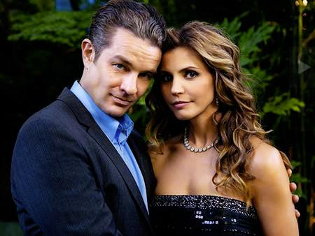 Charisma Carpenter and james marsters