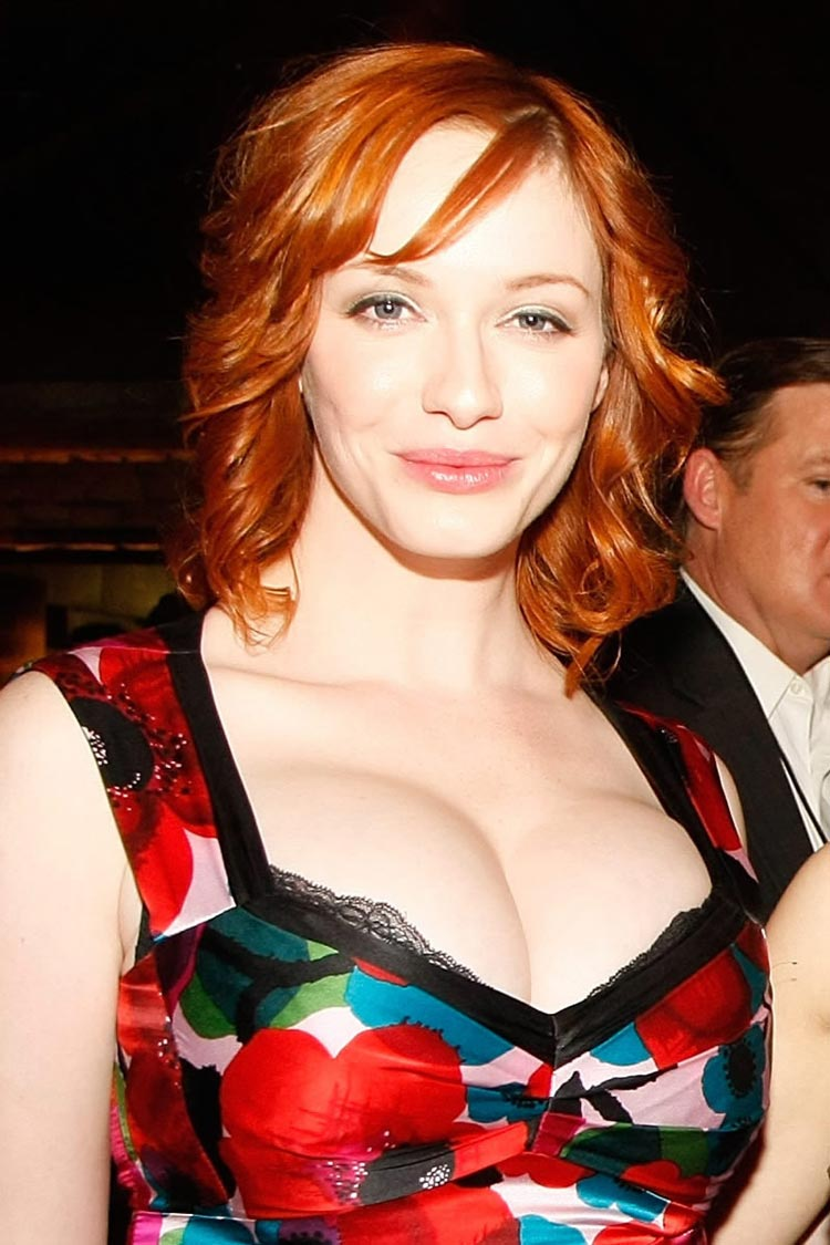 Day Christina Hendricks