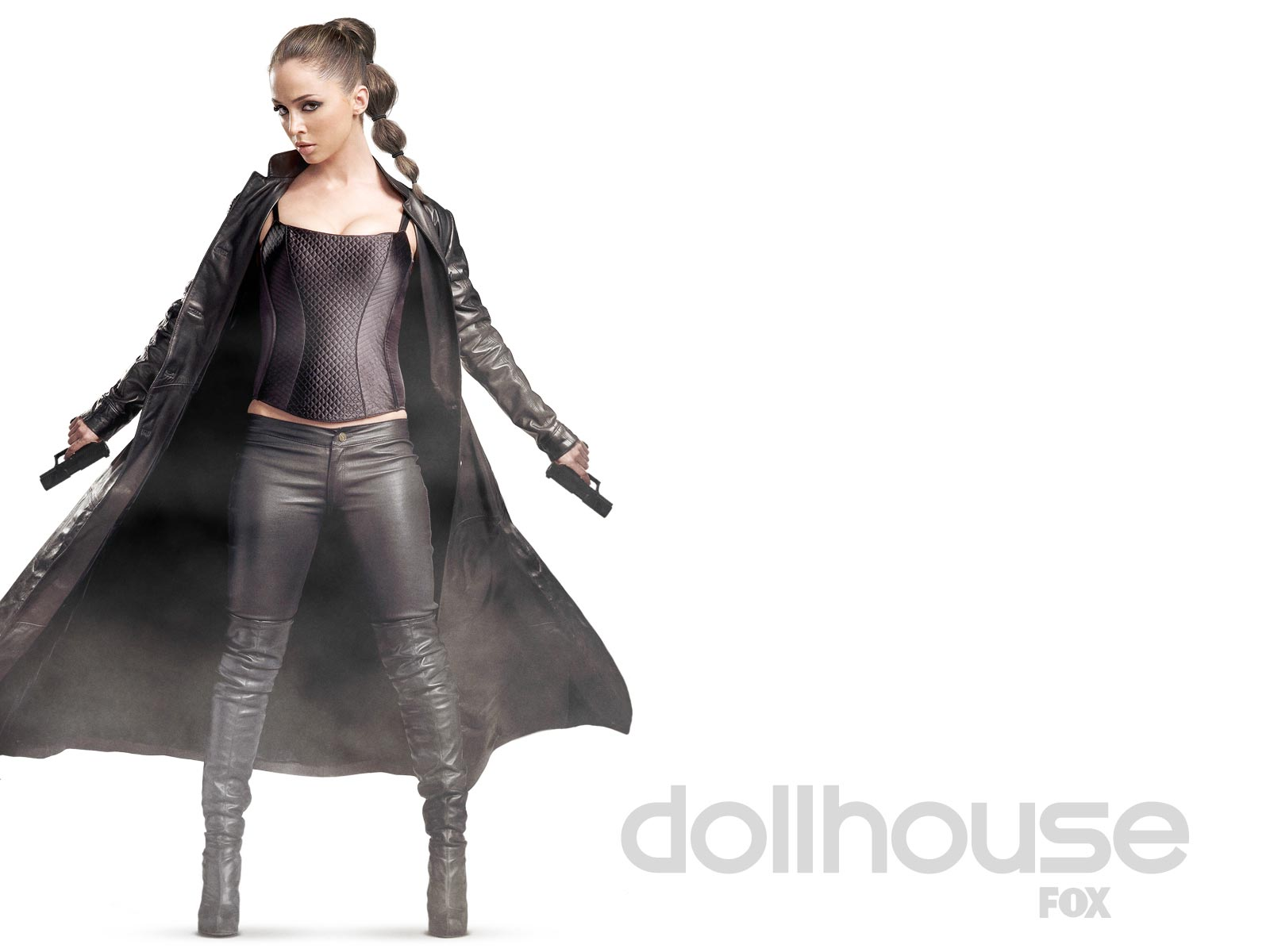 Dollhouse Tv Series Season 2 Wallpapers High Quality Artworks