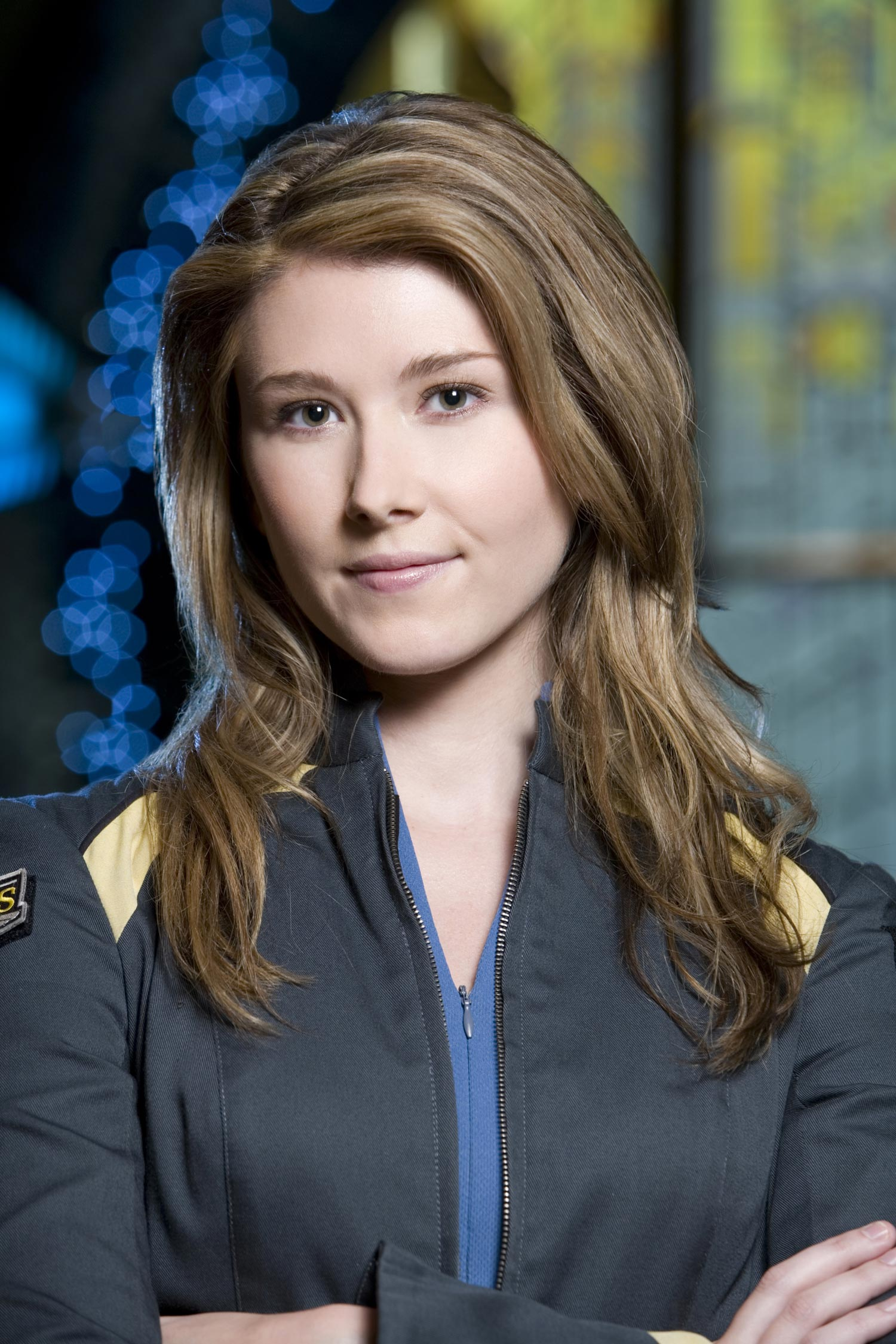 Jewel staite - &;stargate atlantis&; tv series - season 4 promo - high