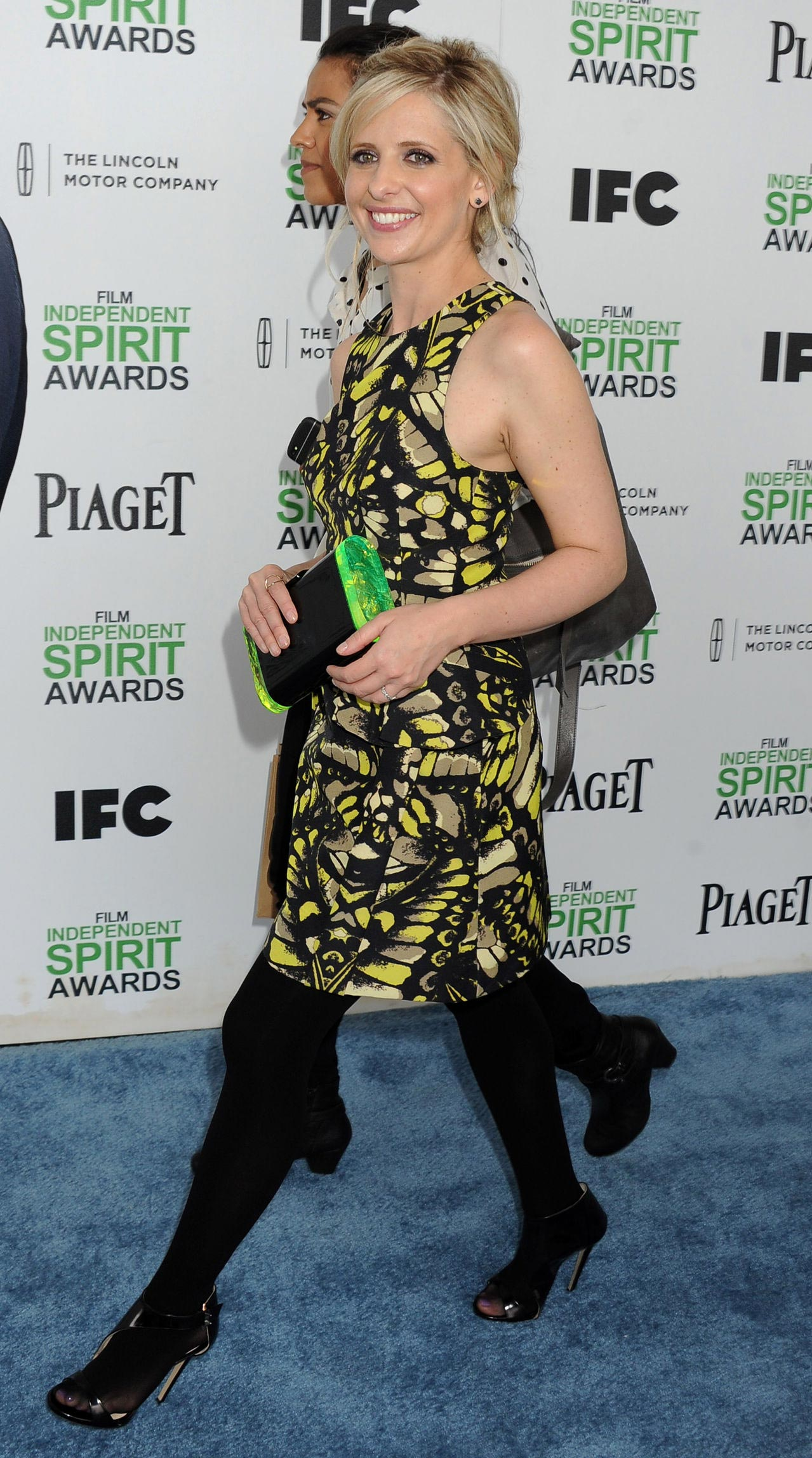 Sarah Michelle 2014
