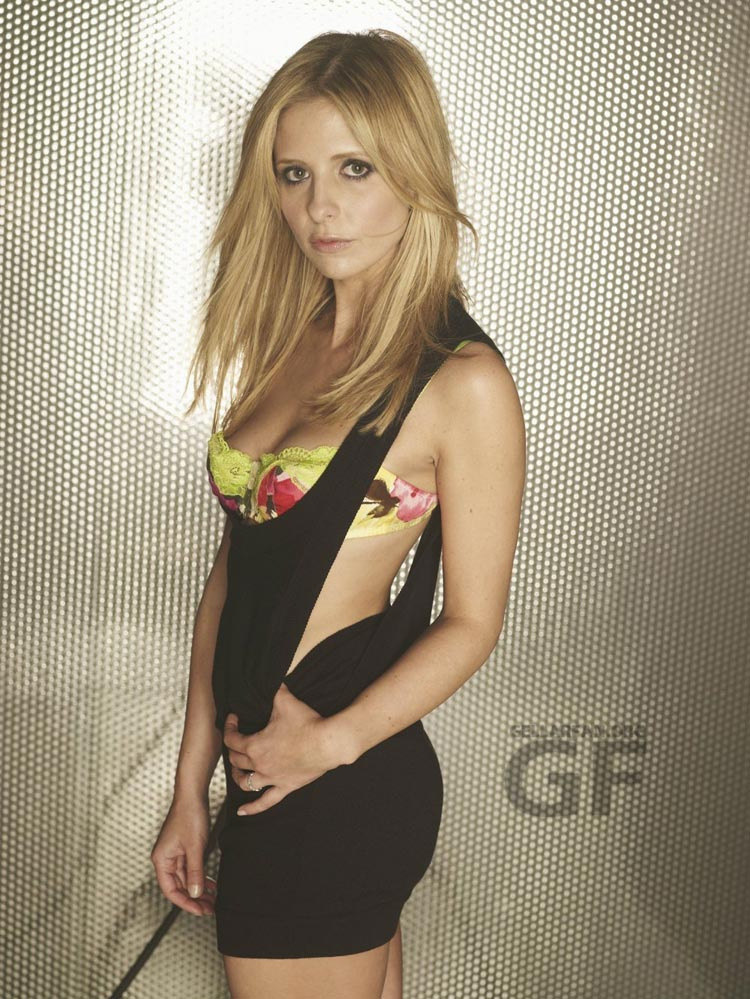 Sarah Michelle Gellar Sexy Ladies