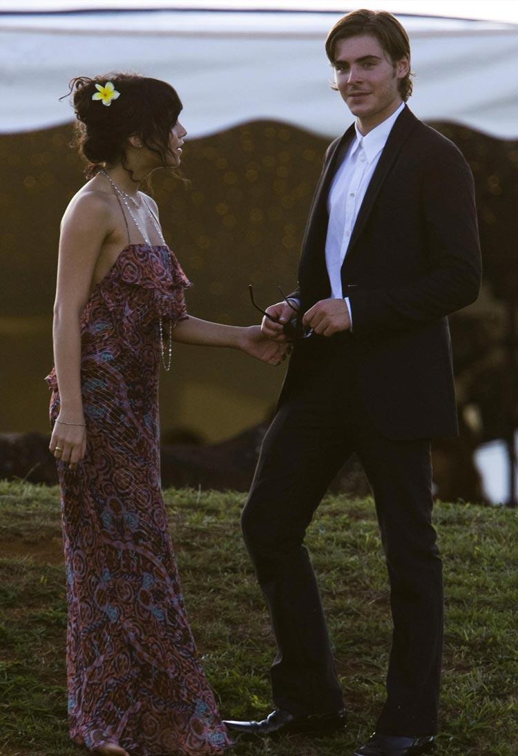 Zac Efron & Vaness...